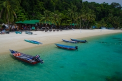 Abdul Chalet beach front