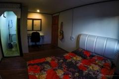 Scubajeff Mabul budget honeymoon suite