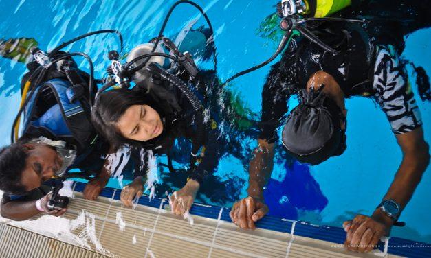 School Holidays Discover Scuba Diving Program