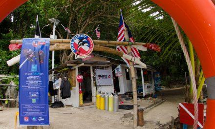 Dive Buddy (M) Pulau Perhentian, Terengganu