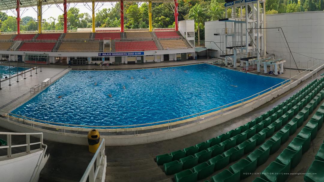 Pool Training Schedule at Pusat Akuatik Darul Ehsan