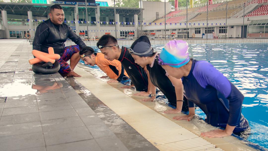 Swim Lesson Selector