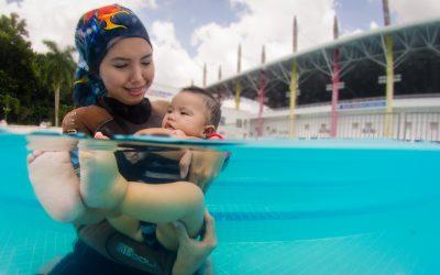 Parent & Child Swim Lessons