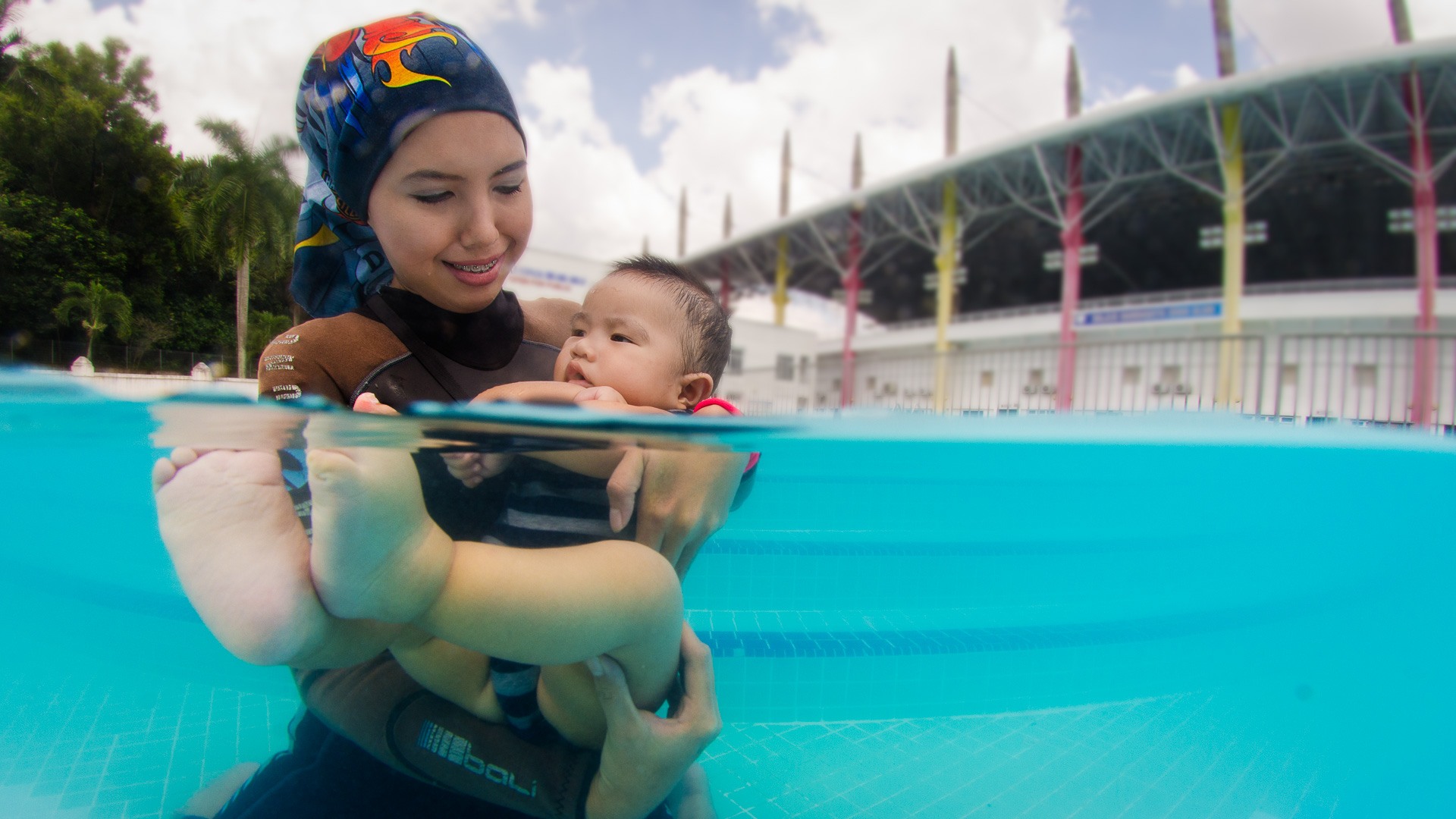 Parent & Child Swim Lessons