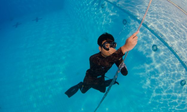 Kick start year 2018 with our Basic Free-diving Course