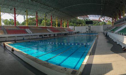SCUBA & Free diving at Pusat Akuatik Darul Ehsan
