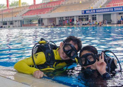 Pusat Akuatik Darul Ehsan Pool Facilities