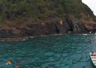 Pulau Susu Dara-2